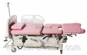Кровать акушерская с электроприводом БИОМЕД DH-C101A01