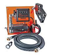 Gamma AC-45 - узел для заправки дизельным топливом со счетчиком, 220В, 45 л/мин., фото 1