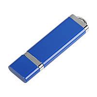 """Флешка """"ТОР"""" пластиковая под печать синяя 64 Гб (0707-1-64-Гб), фото 1"""