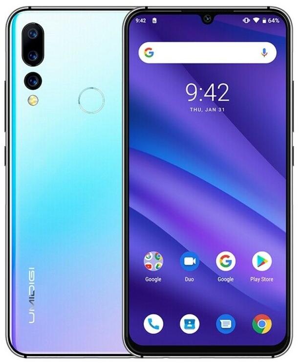 Umidigi A5 Pro 4/32 Gb blue