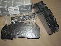 Колодка тормозная дисковая (комплект на ось) RVI MAGNUM,PREMIUM, ROR, VOLVO (RIDER) (арт. RD 29174PRO)