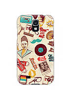 Купить чехол с класным рисунком  для Galaxy S4 mini - Рисунок 7