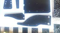 Защита днища жатки пластиковая Case 3020 / New Holland 740CF