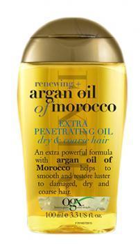 Аргановое масло для волос OGX Марокко, для глубокого восстановления волос , 100 мл