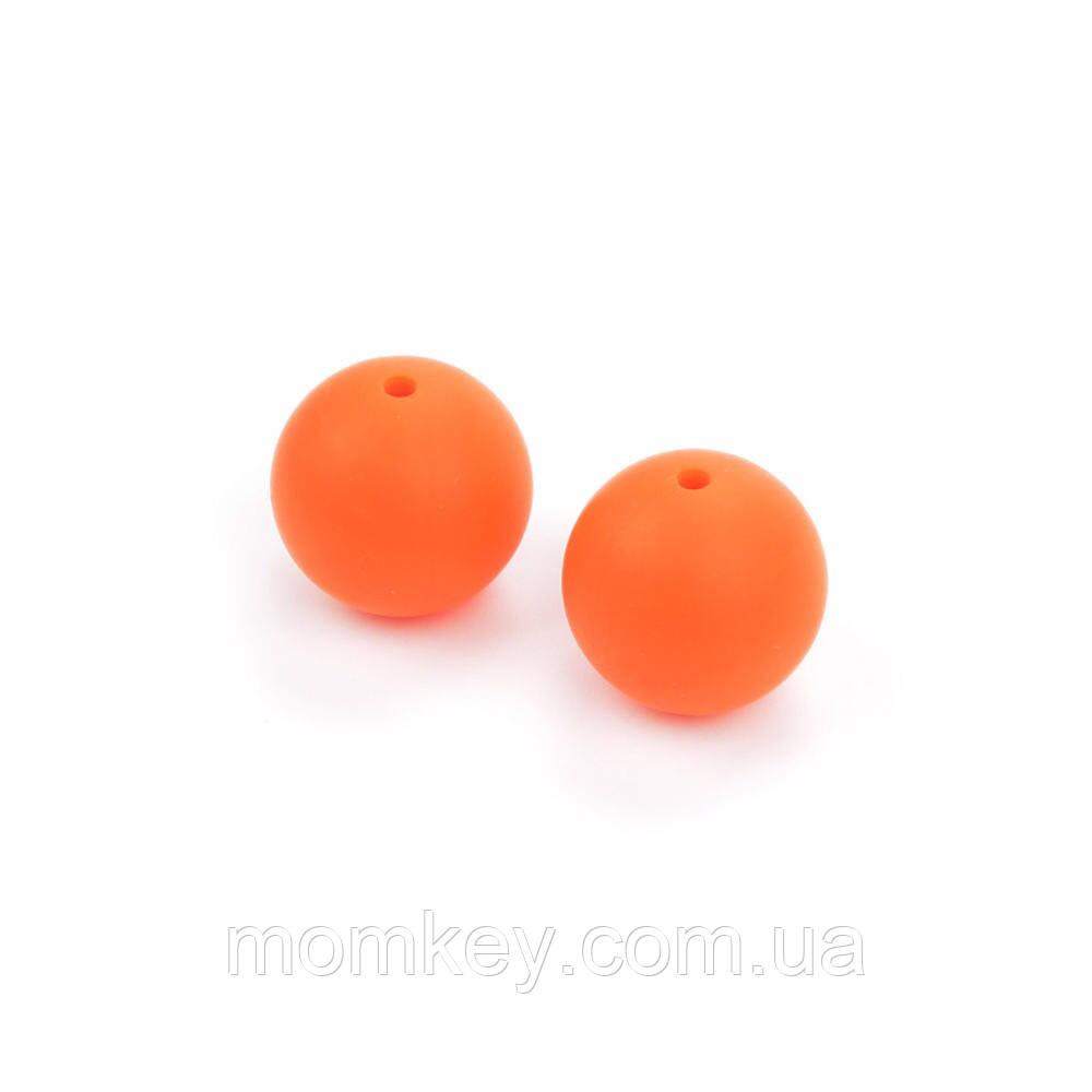 Круглая 19 мм (оранжевый)