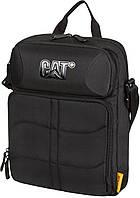 Сумка повседневная с отделением для планшета CAT Millennial Ultimate Protect 83460;01 черный
