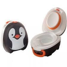Детский горшок My Carry Potty Penguin Пингвин
