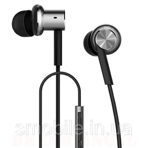 Xiaomi Наушники Xiaomi Mi In-Ear Headphones Pro серебристые (оригинал)