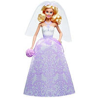 Набор кукол Свадьба Барби / Barbie I Can Be A Bride Wedding Day 4 Pack, фото 2