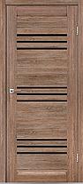 Двери LEADOR модель Sovana  дуб мокко, дуб латте, дуб саксонский, серое дерево, фото 3