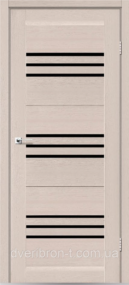 Двери LEADOR модель Sovana  дуб мокко, дуб латте, дуб саксонский, серое дерево