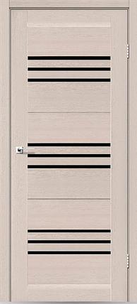 Двери LEADOR модель Sovana  дуб мокко, дуб латте, дуб саксонский, серое дерево, фото 2