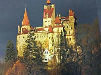 Ткань принтованная на подушки Castle