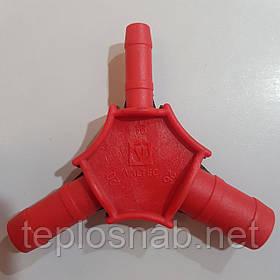 Калибратор для труб с ножами для снятия фаски Valtec 16-20-26 VTm. 396