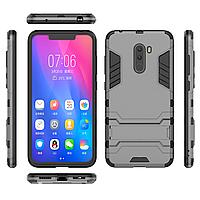 Чехол Hard Defence для Xiaomi Pocophone F1 противоударный