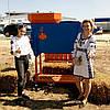Сепаратор зерновой Аэродинамический ВЕНТУМ,Калибровка зерна 5 т/год, фото 3