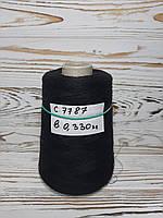 100% Лен,Итальянская Пряжа в бобинах для машинного и ручного вязания , фото 1