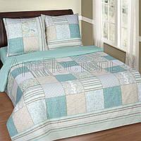 Комплект постельного белья Мелиса, поплин, разные размеры семейный