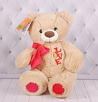 Плюшевый Мишка Бублик 7, мягкая игрушка медведь 60 см, плюшевая игрушка медведь, фото 1