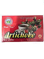 Чай с артишоком  Vinh Tien Artichoke 2g*20 пакет. (Вьетнам), фото 1