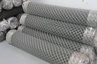 Сетка рабица качественная  1.50м*10м ячейка 50*50 толщина проволоки 2мм
