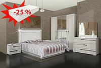 Спальня 4Д Экстаза/Екстаза Світ Меблів (скидка на матрас 25%)