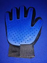 Перчатка для вычесывания шерсти True Touch, фото 2