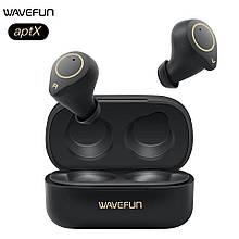 Wavefun Xpods 3 Беспроводные Bluetooth 5.0 Наушники Hi-Fi Stereo Sound