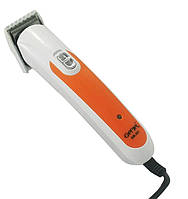 Машинка для стрижки волос Gemei GM-301, orange | AG410072