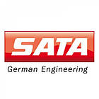 Двухступенчатый фильтр для зон подготовки с регулятором давления SATA filter 100 prep  арт.148247, фото 2