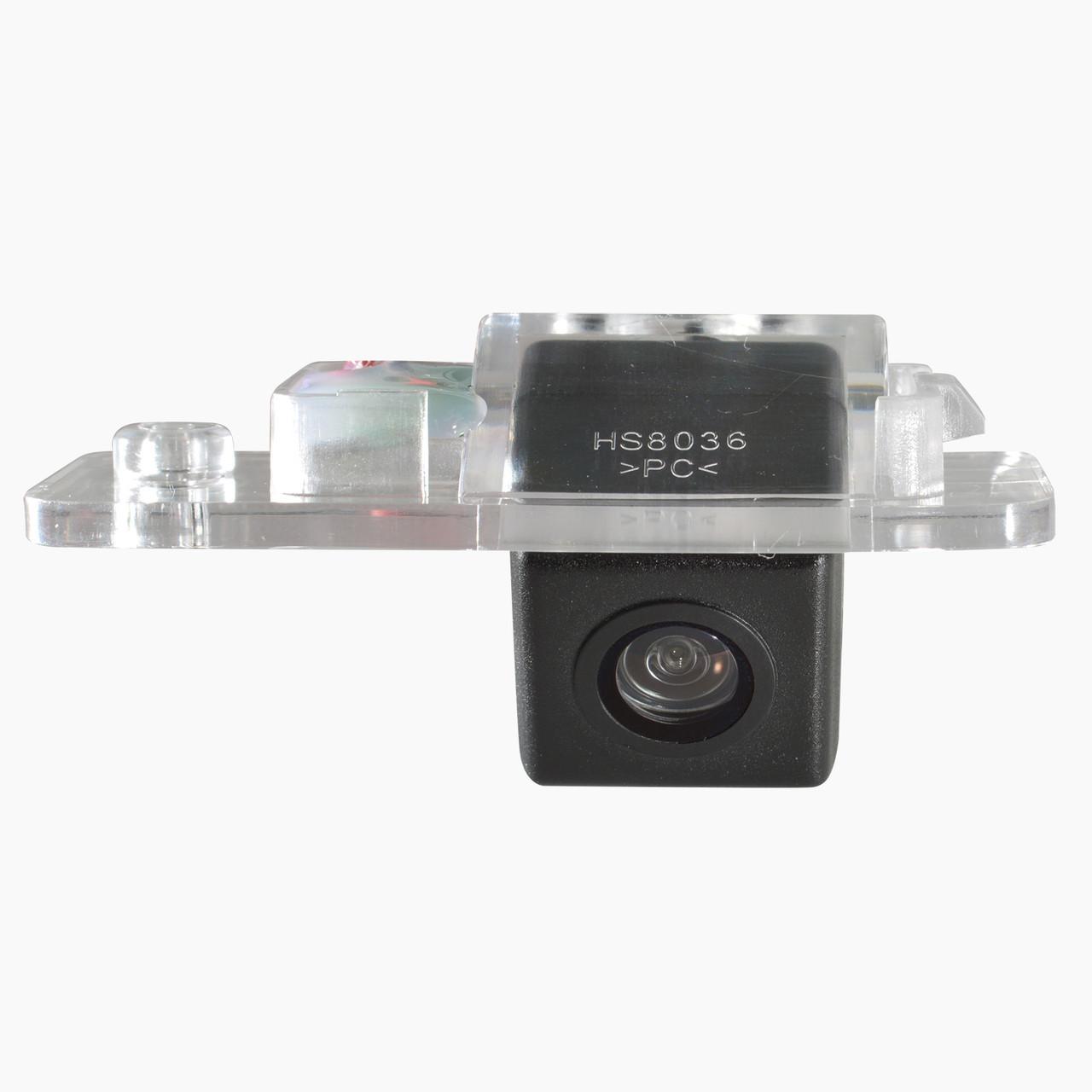 Штатная камера заднего вида Prime-X CA-9536 Audi a3 a4 a6L s5 q7