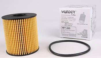 Фильтр масляный Ford Transit/Citroen Jumper 2.2HDI/2.4TDCi 06-/Peugeot 2.0HDI 03-  (WY-405) WUNDER