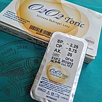 Контактні лінзи Interojo, O2O2 Toric, фото 1