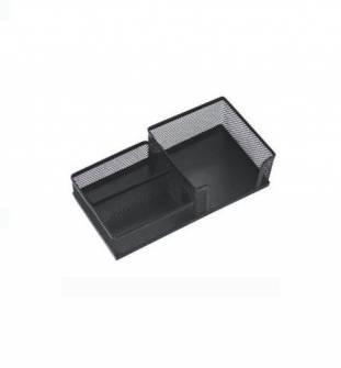 Підставка настільна /органайзер/205-105-55мм.метал.сітка  чорний