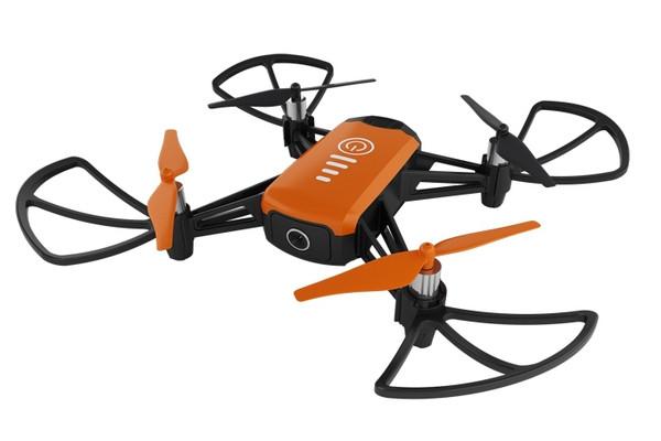 Квадрокоптер с камерой Wowitoys с оптической стабилизацией
