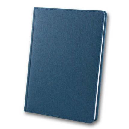 Діловий щоденник CAMBRIC недатований, джинсовийй, А5, фото 2