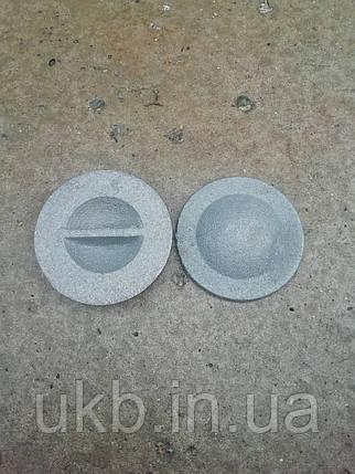 Заглушка для конфорки печной 85 мм, фото 2