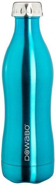 Термобутылка Dowabo Blue Metallic Collection DO-750-met-blu голубой 750 мл