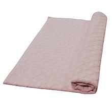 Полотенце махровое GLOSSY розовое