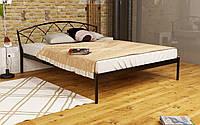 Металлическая кровать Жасмин 1 . Метакам, фото 1