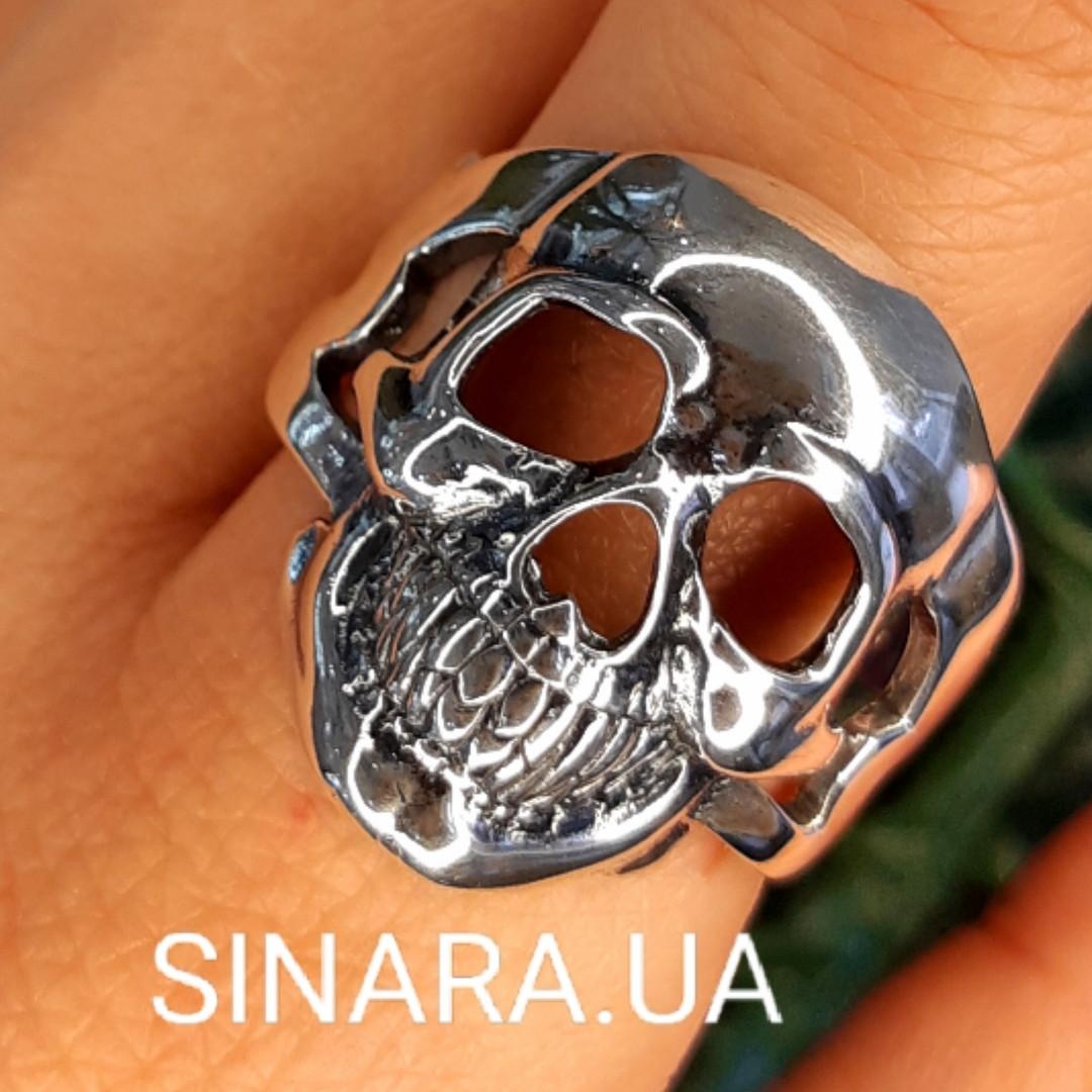Кольцо череп Skull