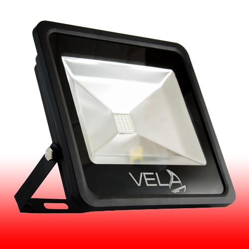 Світлодіодний прожектор LED 50Вт 620-630nm (червоний), IP65