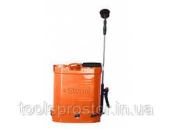 Опрыскиватель аккумуляторный Sturm GS8212B : 12л | 24 месяца гарантии