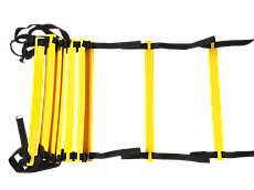 Координаційна сходи, швидкісна доріжка 6 ступенів 2,5 м