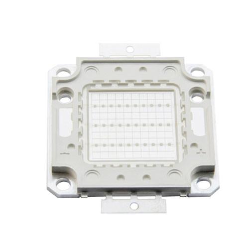 Світлодіодна матриця 30W 515-530nm, зелений світло