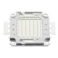 Светодиодная матрица LED 50Вт 515-530nm, зеленый