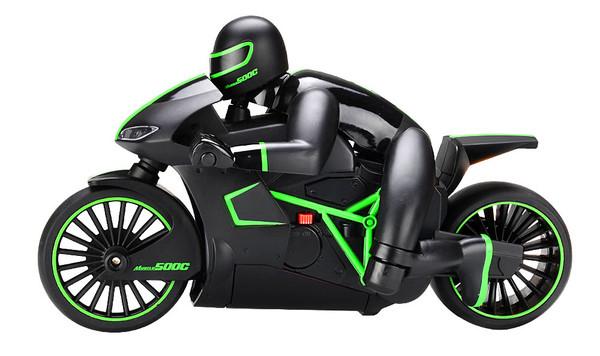 Мотоцикл на радиоуправлении в масштабе 1:12 Crazon