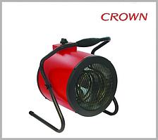 Тепловая пушка Crown ТПЭ 5 кВт (тэновая)