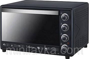 Электродуховка Liberton LEO-650 Black Mirror 65 л. 2200 Вт.