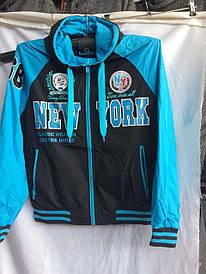 """Куртка спортивная """"New York"""" размер M-3XL (от 5 шт)"""